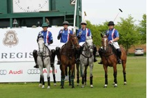 Piaget U.S. takes on England in  UK Season's First Polo International